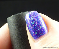 Enchanted Polish Awesomeness with Lush Lacquer Hottie Tottie