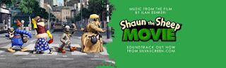 shaun the sheep movie soundtracks-shaun le mouton soundtracks-kuzular firarda muzikleri