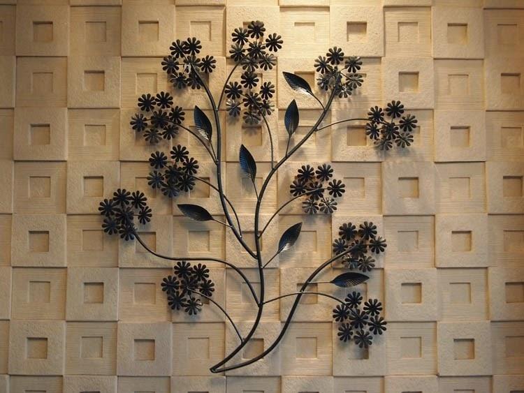 esculturas para decoracao de interiores : esculturas para decoracao de interiores:adorno de parede é uma solução elegante para decoração de salas