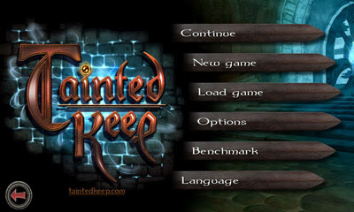 Tainted Keep v1.0 APK + DATA Android
