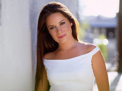 Holly Marie Combs Lovely Wallpaper