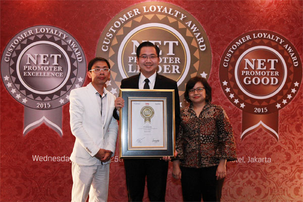 Printer Canon Raih Customer Loyalty Award 2015