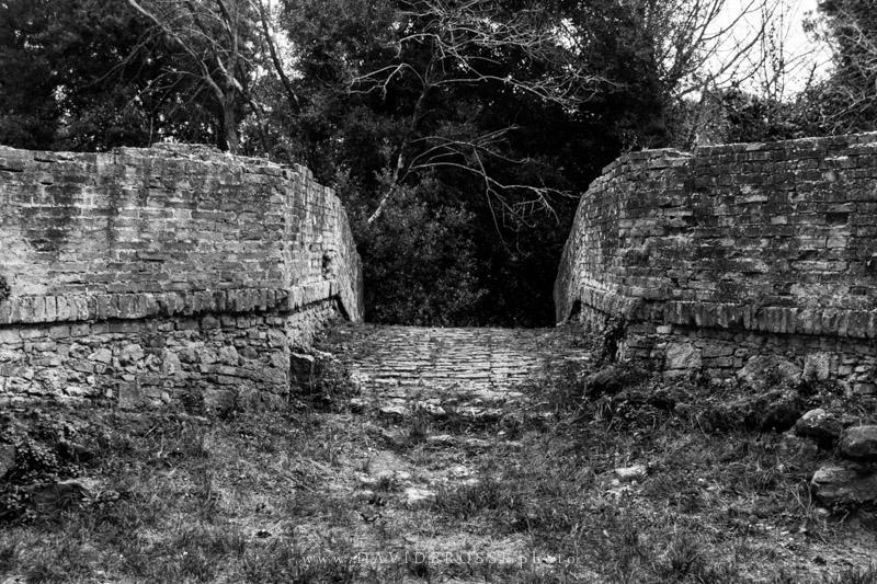 Ponti antico a Marina di Cecina