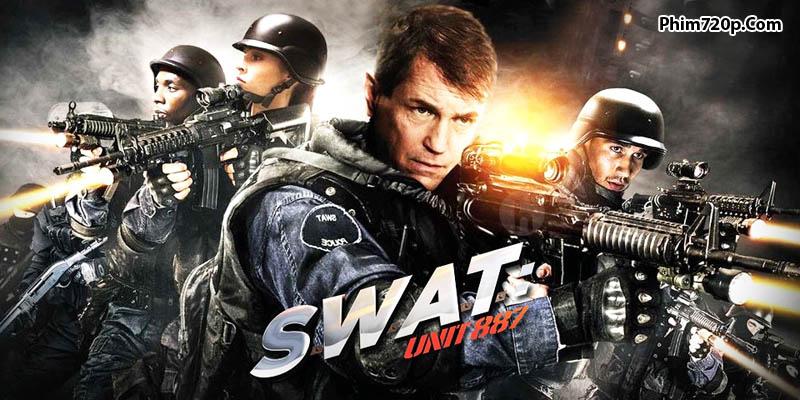 Đội Đặc Nhiệm 887 - SWAT: Unit 887 (2015) HD Vietsub