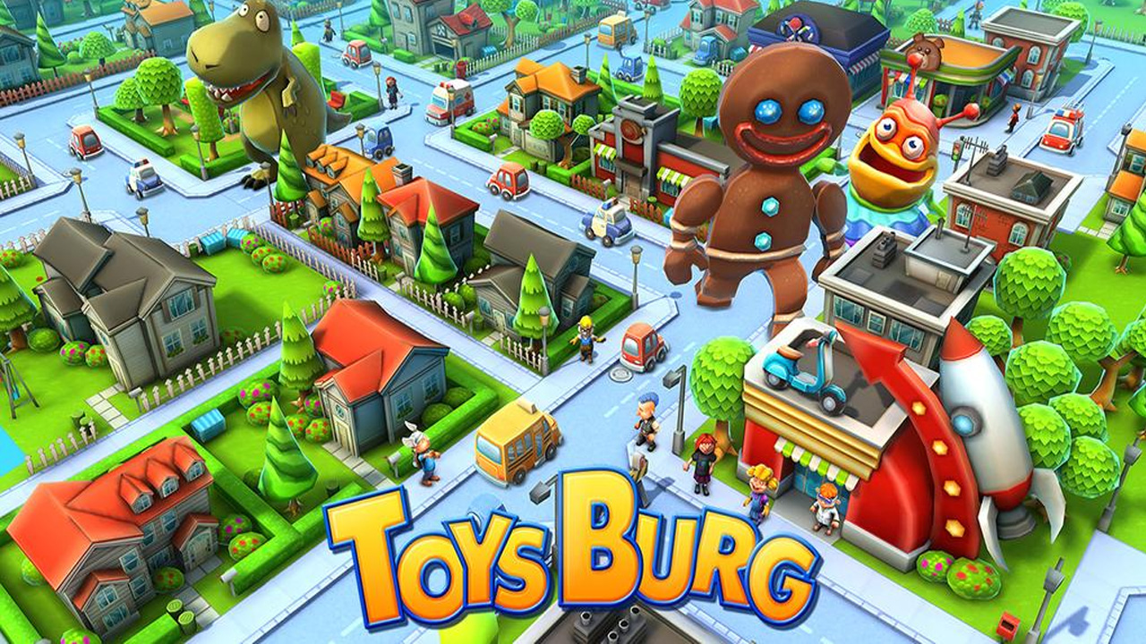Toysburg Gameplay IOS / Android