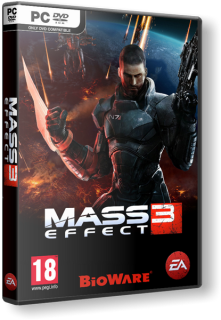 Download PC Game Mass Effect 3 RIP