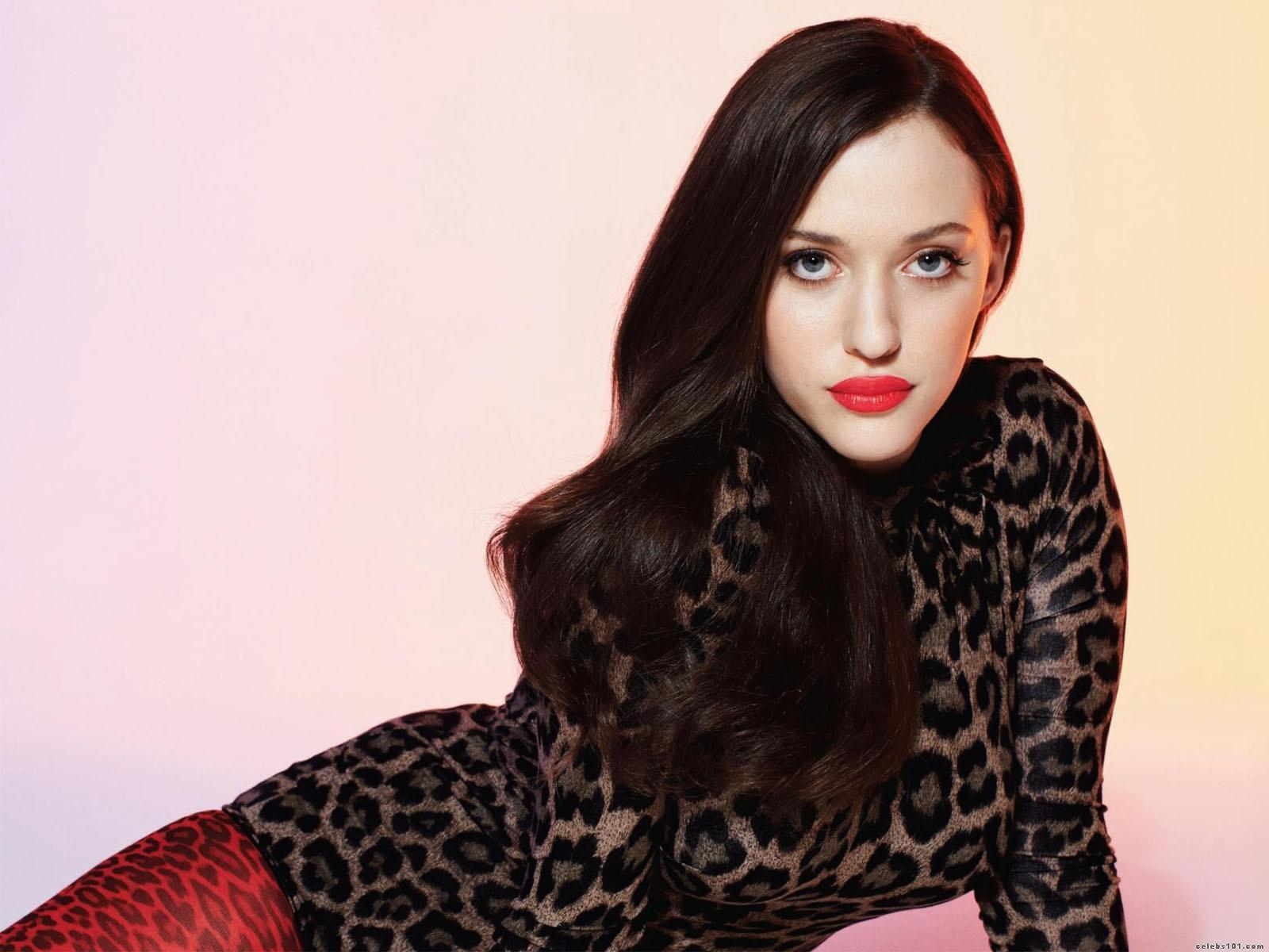 Kat Dennings wallpaper