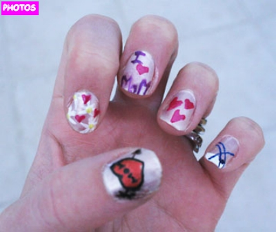 Easy Nail Designs For Kids | Easy Nail Designs