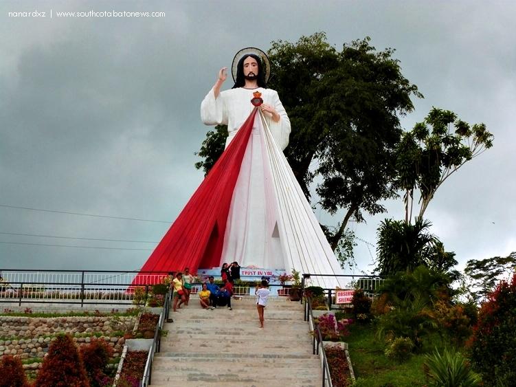 discover lamdalag divine mercy sanctuary i love south cotabato
