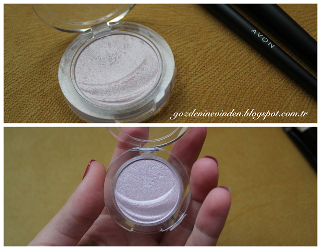 essence eyeshadow rosie