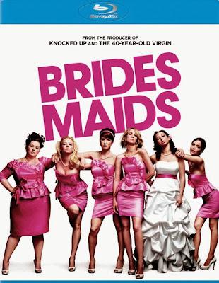 Download Bridesmaids (2011) BluRay 720p BRRip 900MB Ezine Movies