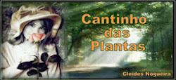 CANTINHO DAS PLANTAS