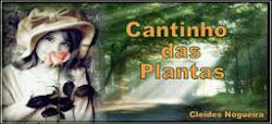 CANTINHO DAS PLANTAS