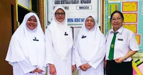 Thumbnail image for (Gambar) Guru Pakai Seragam Sekolah Rendah Untuk Naikkan Semangat Pelajar