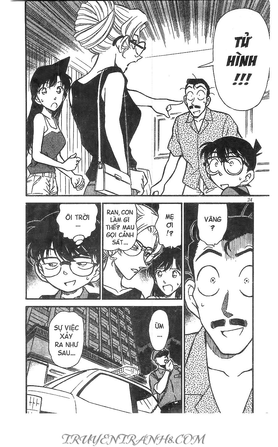 Detective Conan Chap 265 - Truyen.Chap.VN