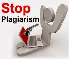 STOP PLAGIARISM!!!