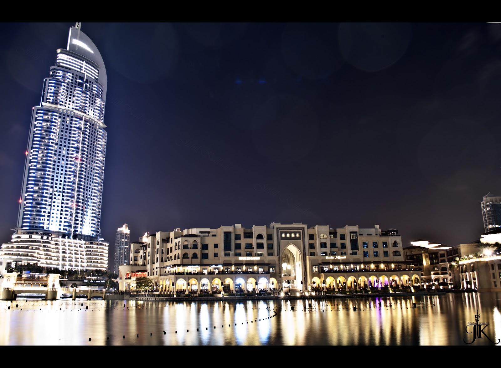 Dubai mall with the address hotel heavenly dreams for Address hotel dubai