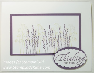 Card made with Stampin'UP!'s Pocket Silhouette Stamp Set. Made by StampLadyKatie