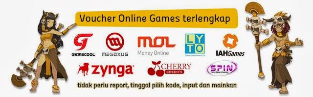 Bisnis Voucher Games Online