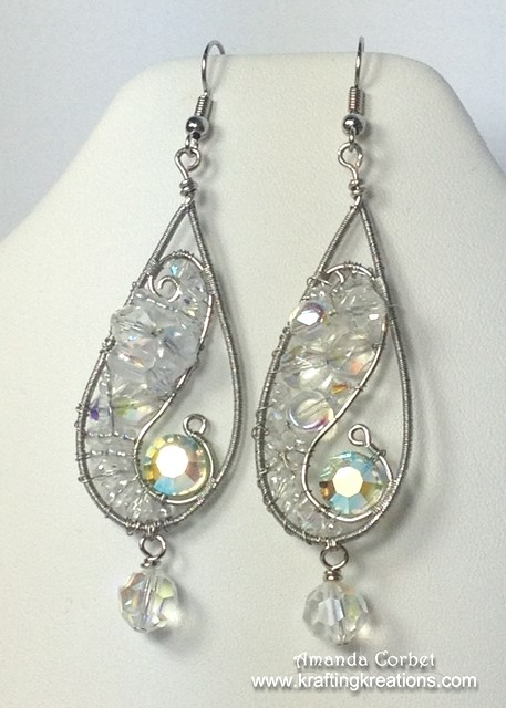 Caroline's Earrings