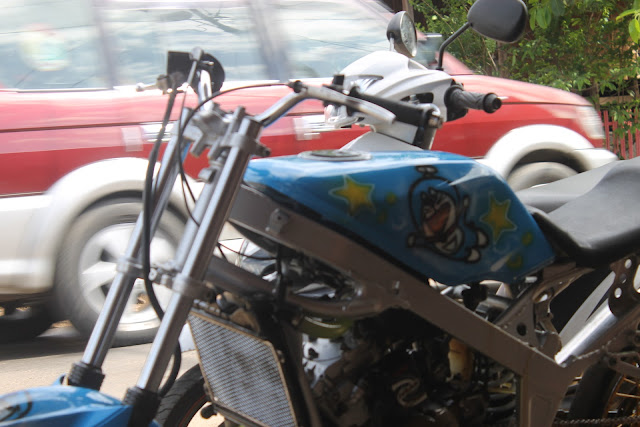 Motor ninja r racing
