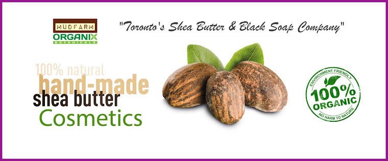 Toronto Natural Shea Butter
