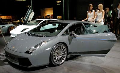 2012 Lamborghini Gallardo Superleggera