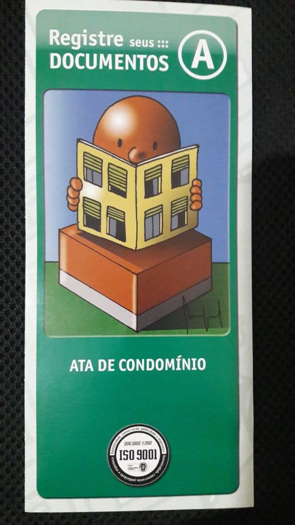 ATA DE CONDOMÍNIO