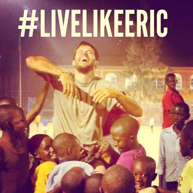 #livelikeeric