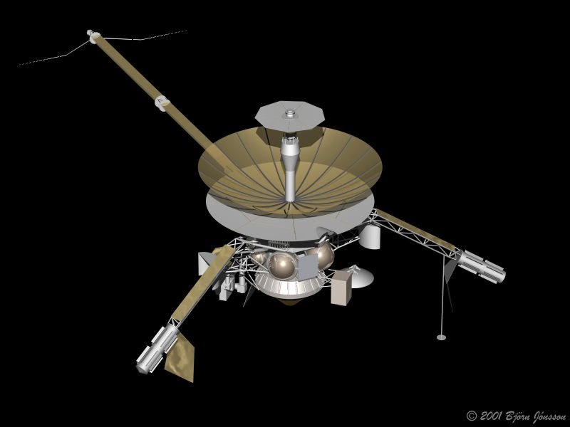 Jupiter Galileo Space Probe - Pics about space