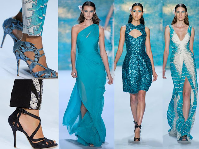 New York Fashion Week S/S 2013 Showstoppers!