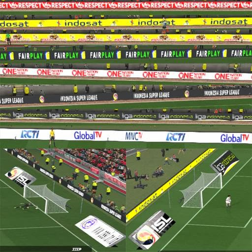 PES 2014 Adboards ISL by tngkz27