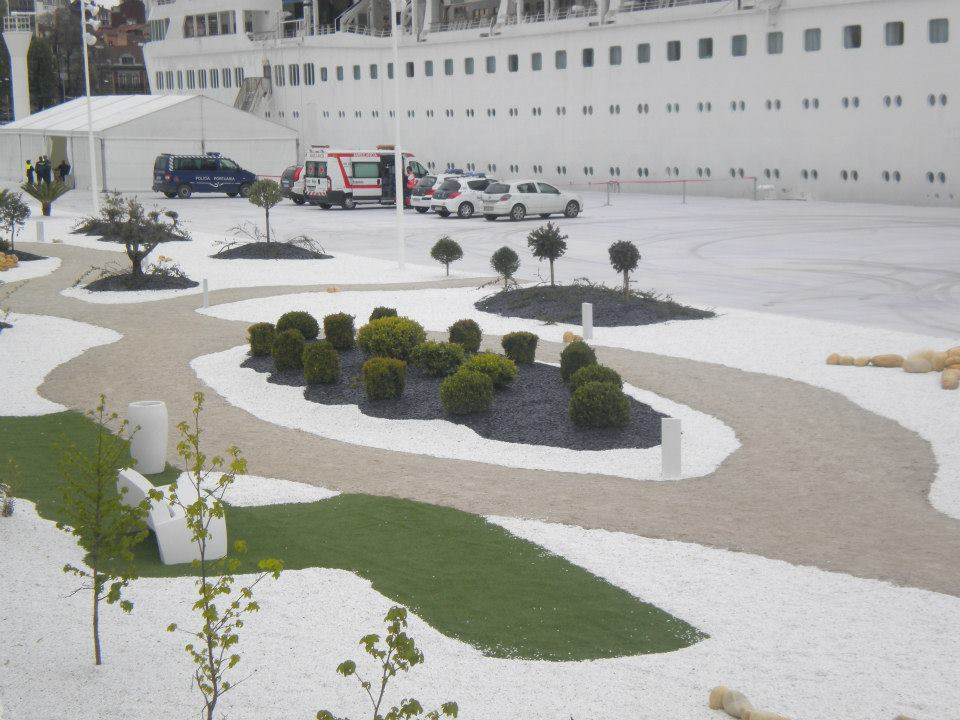 Jardinlife el jardin oriental del niemeyer for Jardin oriental
