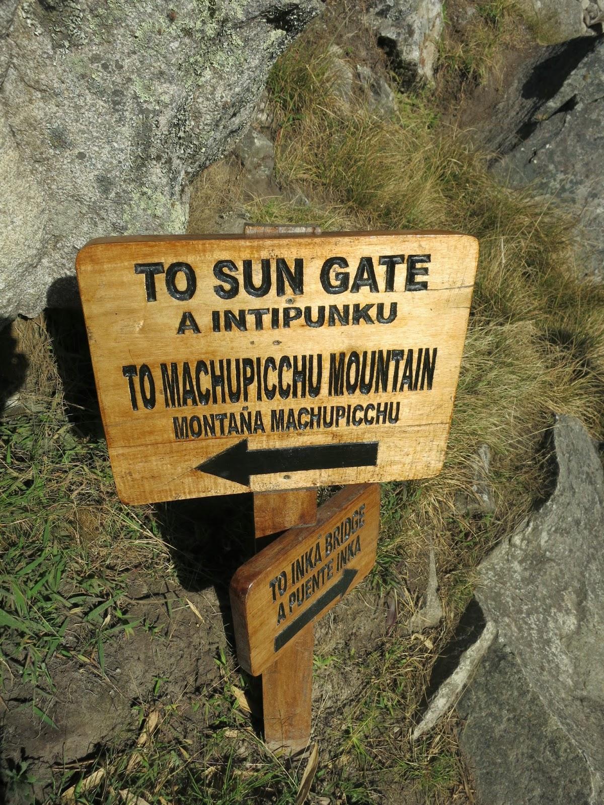 Machu Picchu, Peru. July 2014