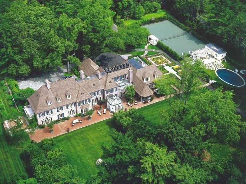 Greenwich, CT mansion