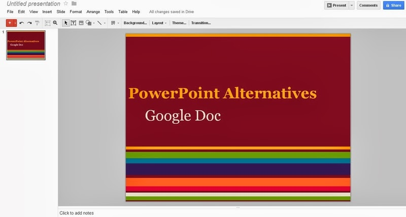 free powerpoint templates: 3 microsoft powerpoint alternative, Modern powerpoint