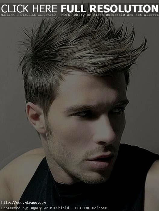 Nice Modern Hairstyle