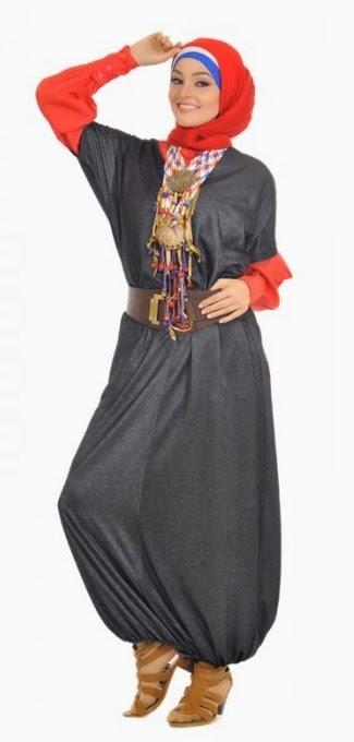 Abaya with URBAN Look Designs