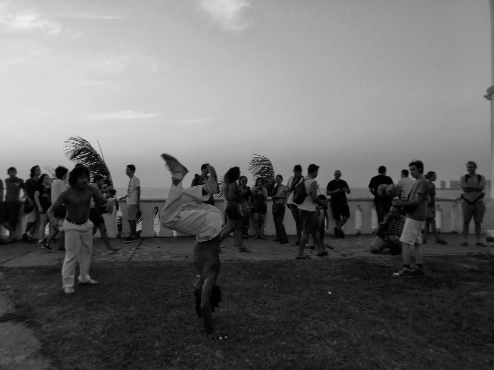 CA - jogo de capoeira - sao luiz - MA / BRASIL