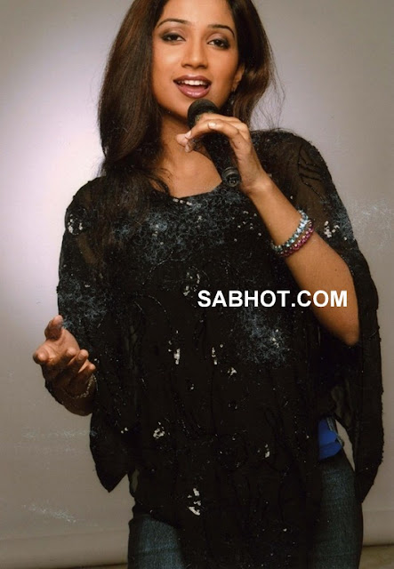 Shreya Ghoshal Hot Sexy Beautiful Photos