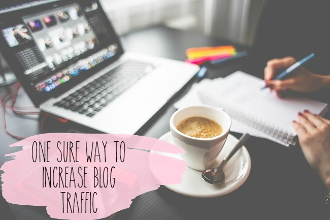 Increase blog traffic in one easy step. SEO. Why you should be naming your images.