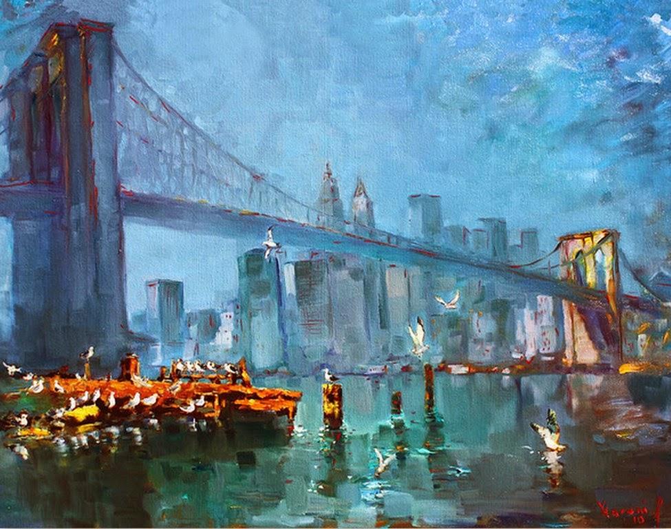 Pin Pinturas Impresionistas Cuadros Paisajistas