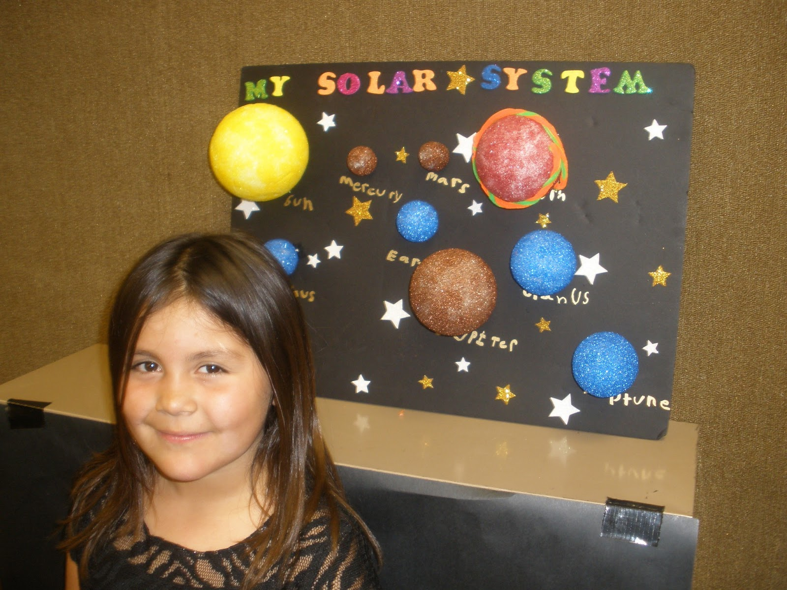 school science project solar system - photo #37