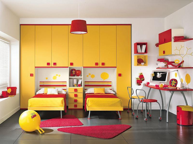 Habitaciones infantiles para dos ni os ideas para - Habitaciones infantiles ninos ...