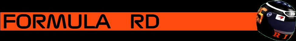 Fórmula RD | F1