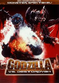 Godzilla vs Destoroyer Filme Online 