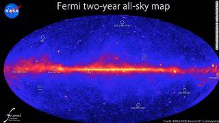 gambaran sinar gamma