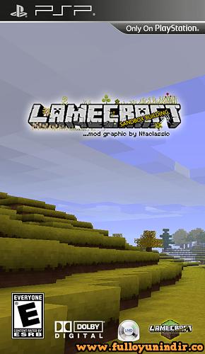 LameCraft PSP