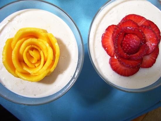 Розы съедобные своими руками 54