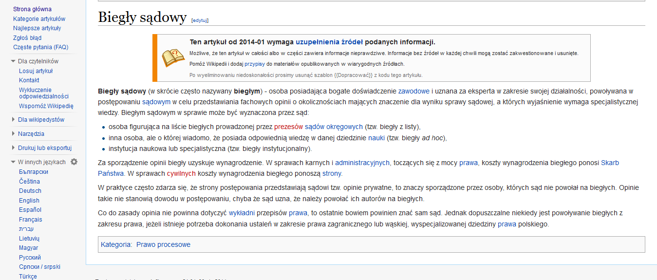 http://pl.wikipedia.org/wiki/Bieg%C5%82y_s%C4%85dowy